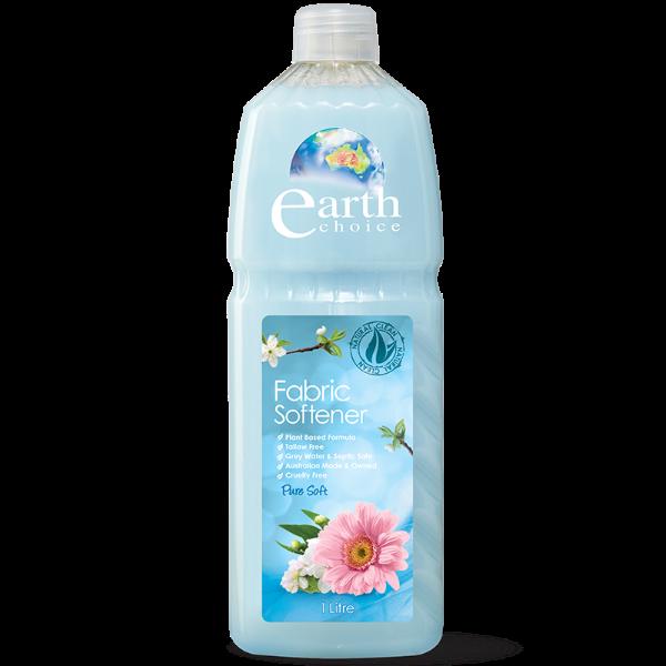 Earth Choice Fabric Soft 1ltr