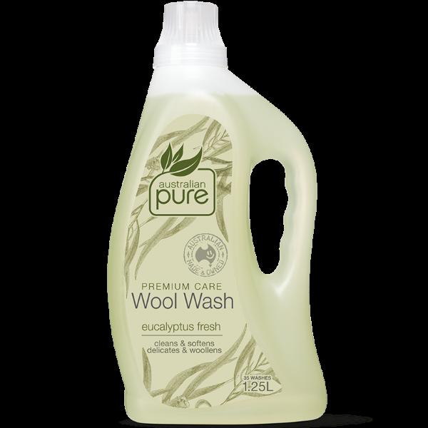 Australian Pure Wool & Delicates 1.25Ltr