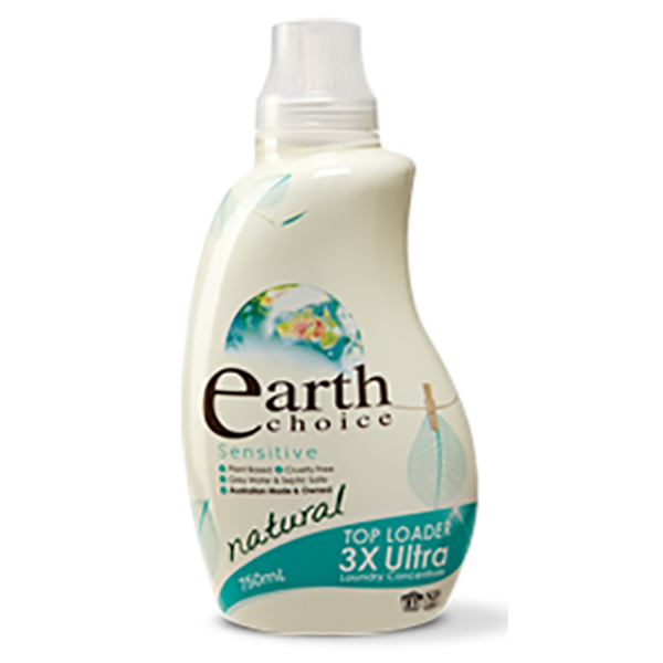 Earth Choice 3 X Concentrated Laundry Liquid (S)
