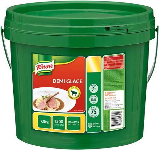 DEMI-GLACE 7.5KG