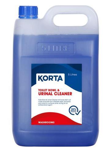 TOILET BOWL & URINAL CLEANER 5L