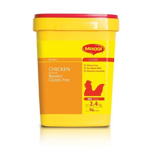 GLUTEN FREE CHICKEN BOOSTER 2.4KG