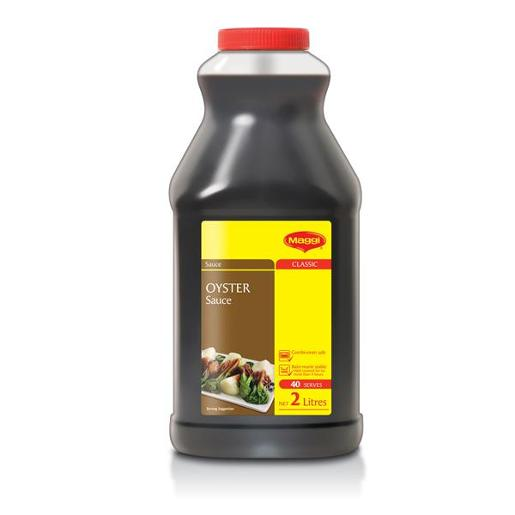 OYSTER SAUCE 2L