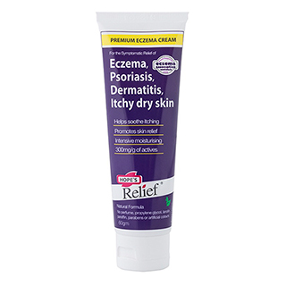 Hope's Relief Premium Eczema Cream - 60g