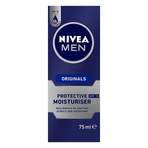 for Men Protective Moisturiser SPF 15 - 75mL