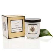 Aromabotanical|Candle in Glass - Vanilla Creme 140g