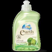 Earth Choice|E/C Dish GrTea/Lime 500ml