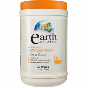 Earth Choice|Earth Choice Bathroom Wipes 50p