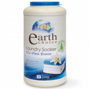 Earth Choice|Earth Choice 2kg Laundry Soaker and In wash Booste