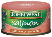 John West|SMOKED FLAVOUR SALMON TEMPTERS 95GM