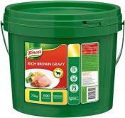 Knorr GRAVY SAUCE RICH BROWN 7.5KG
