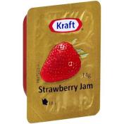 Kraft|STRAWBERRY JAM PORTIONS 75X14GM