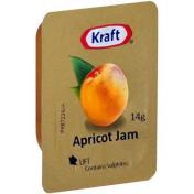 Kraft|APRICOT JAM PORTIONS 75X14GM
