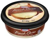 Kraft|DIP FRENCH ONION 185GM