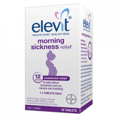 Elevit|Morning Sick Relief - 30 Tablets
