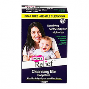 Hope's Relief|Hope's Relief Soap Free Cleansing Bar - 110g