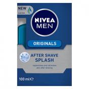 Nivea|Men After Shave Splash - 100mL
