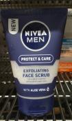 Nivea|Men Exfoliating Face Scrub, 150mL